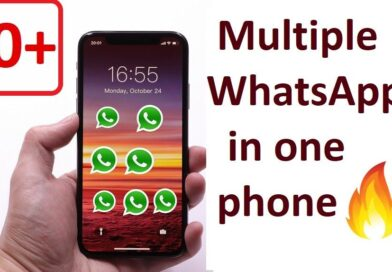 How to use multiple WhatsApp accounts in one phone – 10+ account in same Android