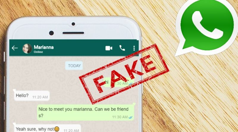 How to Create Fake Chat on Whatsapp – Latest Method